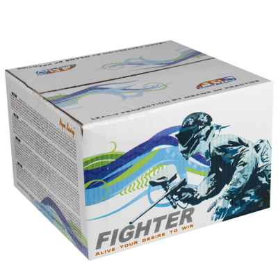 Paintball d'entraînement Artlife Fighter Premium (boîte de 2000) | Paintball Sports