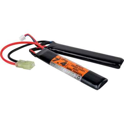 Type de batterie Li-Po V-Energy 7,4V 1300mAh 20C LiPo | Paintball Sports