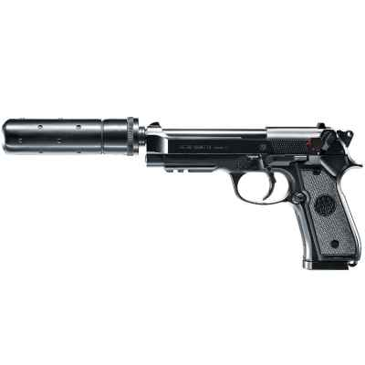 Pistolet AEP Airsoft Beretta M92 A1 tactique <0.5Joule | Paintball Sports