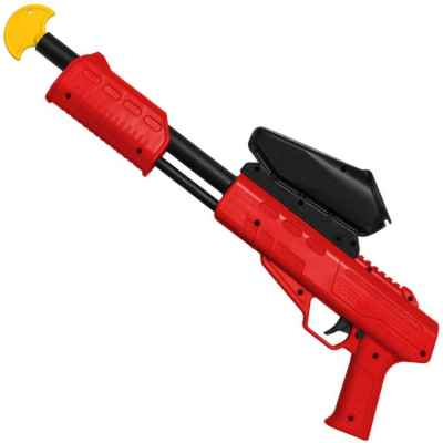 Blaster Kids Paintball Markers / Shotgun Cal.50 (0,5 J) avec chargeur (rouge) | Paintball Sports