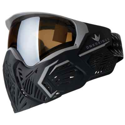 BunkerKings CMD / Command Paintball Mask LTD Edtion (Panthère Noire) | Paintball Sports