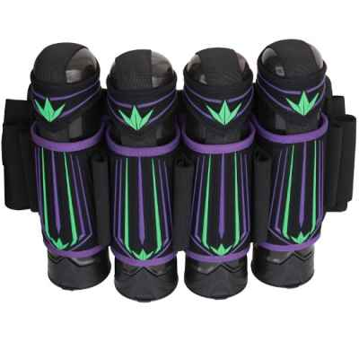 Bunker Kings Supreme V3 Paintball Battlepack 4 + 5 (Vert Citron) | Paintball Sports
