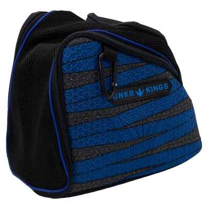 Bunkerkings Supreme Goggle Bag (lacets bleus) | Paintball Sports