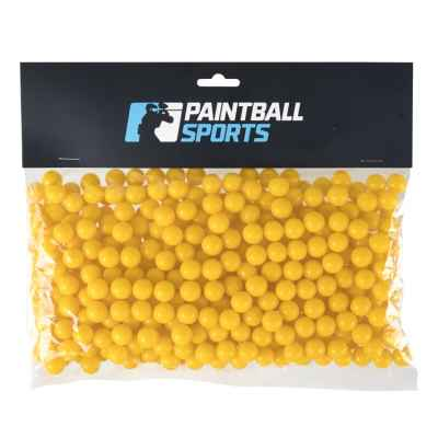 Kids Paintballs / Balles de paintball pour enfants Cal. 50 (500 sacs) | Paintball Sports
