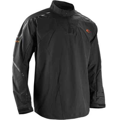 Carbon SC Paintball PullOver (noir) | Paintball Sports