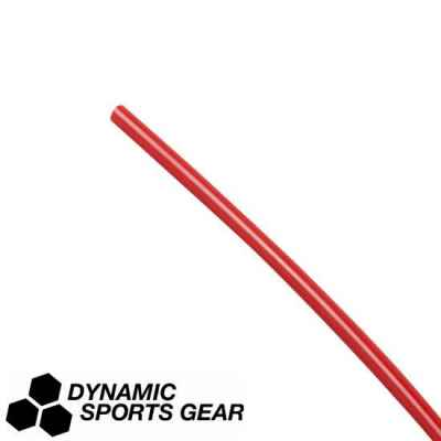 Tuyau de Paintball Macroline de 6.3mm (rouge) de Dynamic Sports Gear | Paintball Sports