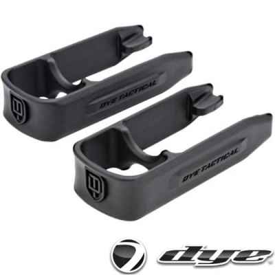 Dye DAM Magazine Loops, paquet de 2 (noir) | Paintball Sports