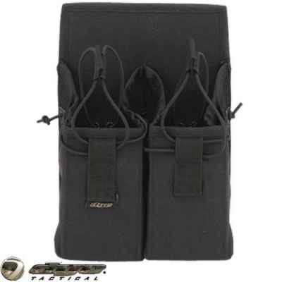 Dye Tactical 10er Magazine Bag 2 + 4 (noir) | Paintball Sports