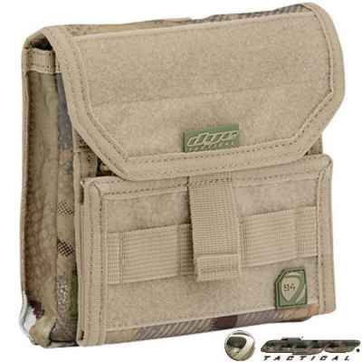 Dye Tactical Admin ID Sac Molle (Dyecam) | Paintball Sports