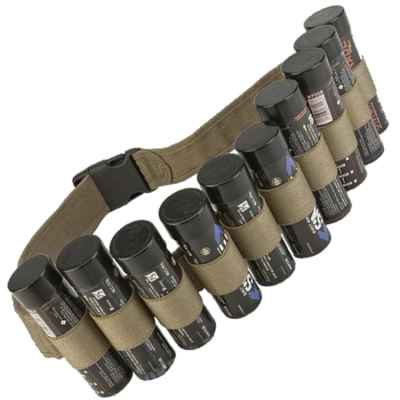 Enolagaye Hang Ten 10er Ceinture de fumée Bomb (Desert / Tan) | Paintball Sports