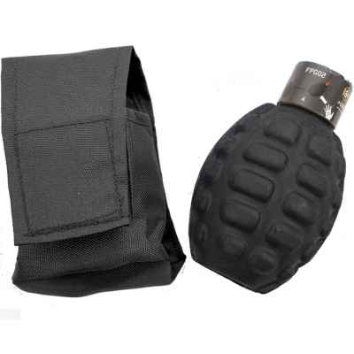 Enolagaye Paintball Grenades Bag (Noir) | Paintball Sports