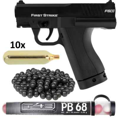 Kit pistolet First Strike FSC HOME DEFENSE (noir) | Paintball Sports