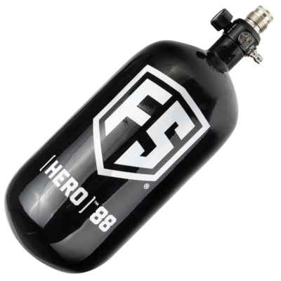 Système de paintball HP First Strike HERO 1,5 litre (300 bars) | Paintball Sports