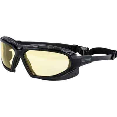 Lunettes V-Tac Echo Airsoft jaune | Paintball Sports