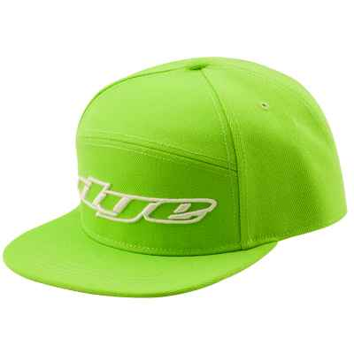 Casquette Snapback Dye Paintball (Lime / Vert) | Paintball Sports