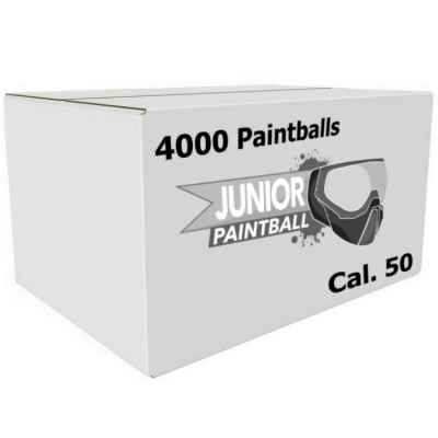 Kids PREMIUM Paintballs / Balles de paintball pour enfants Cal. 50 (4000 carton) | Paintball Sports