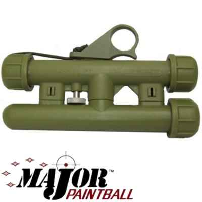 Mine Paintball Major M12-TR Paintball / Piège explosif distant | Paintball Sports