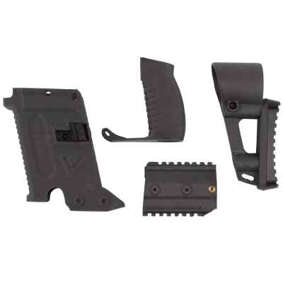 Kit de conversion Milsig M17 Victor / Vector SMG (carbone) | Paintball Sports