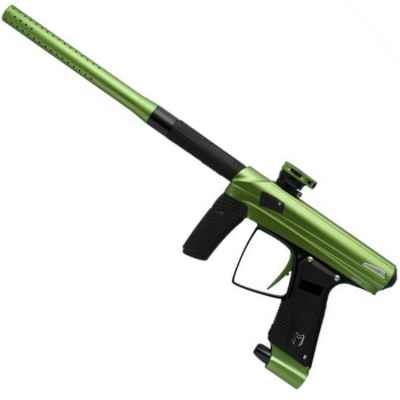 Marqueur de paintball MacDev Drone 2S (vert / noir) | Paintball Sports