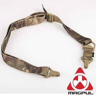 Magpul MS3 Replica Strap pour les marqueurs de paintball (CP Camo) | Paintball Sports