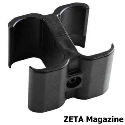 Milsig Zeta Mag Connecteur Cupler / Magazine (noir) | Paintball Sports