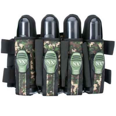 Battle Pack de bataille de paintball NXe Elevation Pro Edition (4 + 3 + 2) Digi Camo | Paintball Sports