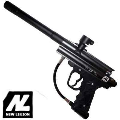 Nouveau marqueur de Paintball Riot Paintball (Noir) | Paintball Sports