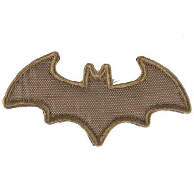Patch Velcro Paintball / Airsoft (BAT Desert / Tan) | Paintball Sports