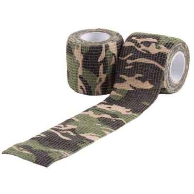 Ruban de ternissement Paintball / Airsoft Camo Tape (Woodland) | Paintball Sports