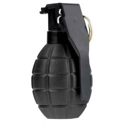 WASP Paintball / Airsoft Grenade à fragmentation Gen. 2 (6mm BB's) - NOIR | Paintball Sports