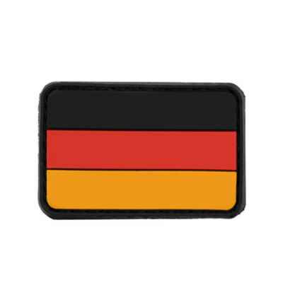 Patch Velcro Paintball / Airsoft PVC (Allemagne) | Paintball Sports