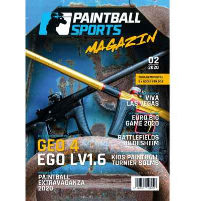 Paintball Sports Magazin - votre magazine de paintball (numéro 02/2020) | Paintball Sports