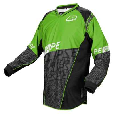 Planet Eclipse FANTM Maillot Lizzard (vert) | Paintball Sports