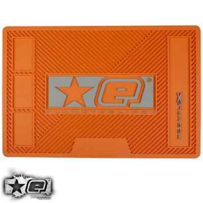 Tapis Tech Paintball Planet Eclipse (orange, caoutchouc) | Paintball Sports