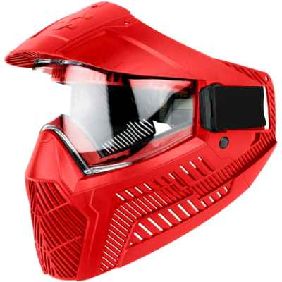 Masque Thermique Paintball ProShar BASE - Rouge   Paintball Sports