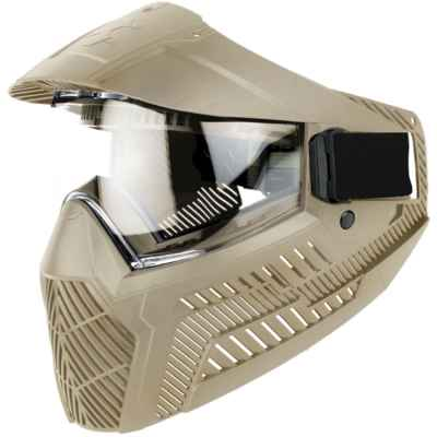 Masque thermique ProShar BASE Paintball - Tan   Paintball Sports