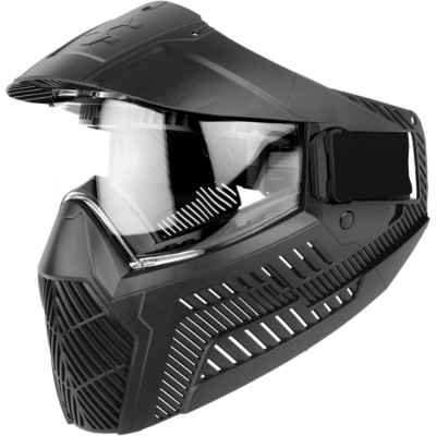 Masque Thermique Paintball ProShar BASE - Noir | Paintball Sports