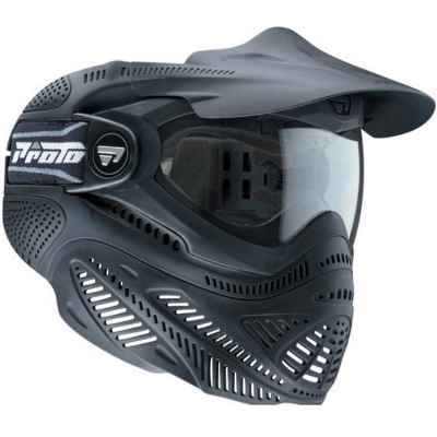 Masque thermique Paintball Proto Switch FS (noir) | Paintball Sports