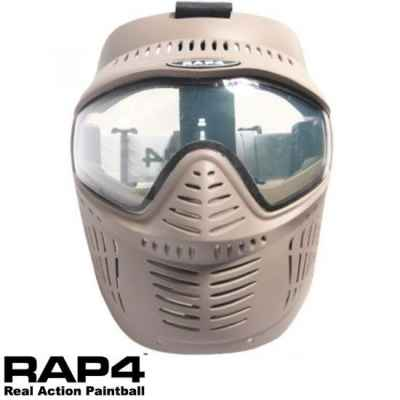 Masque thermique RAP4 Hawkeye Paintball (Desert / Tan) | Paintball Sports
