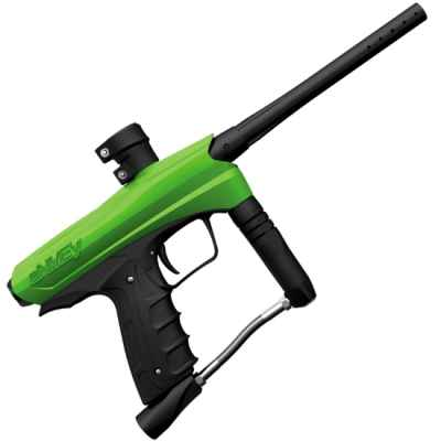 Smart Parts Enmey Cal. 50 marqueurs de paintball pour enfants (vert fluo) | Paintball Sports