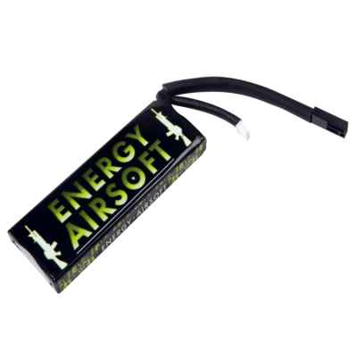 Energy Airsoft Solo 5 LiPo batterie 7,4V 3450 mAh | Paintball Sports