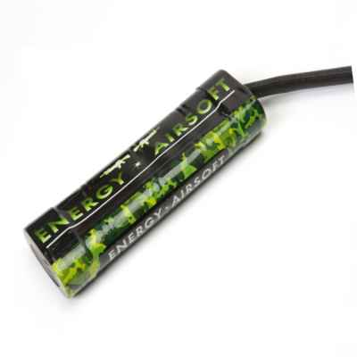Batterie Energy Airsoft Solo 8 NIMH 9.6V 3300 mAh | Paintball Sports