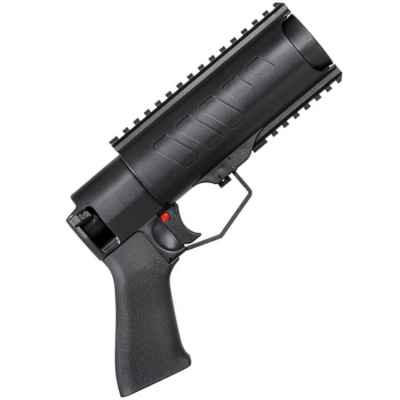 Pistolet grenade THOR Paintball / Airsoft 40 mm (noir) | Paintball Sports