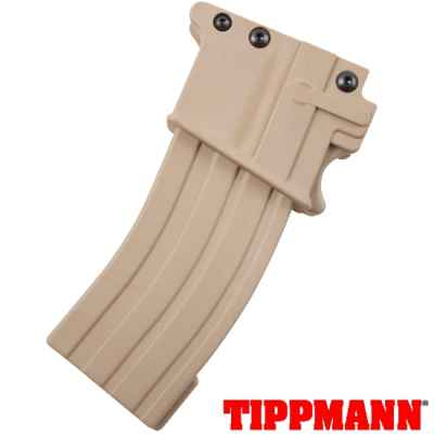 Magazine Tippmann A-5 M-16 / M4 Air-Thru (Desert / Tan) | Paintball Sports