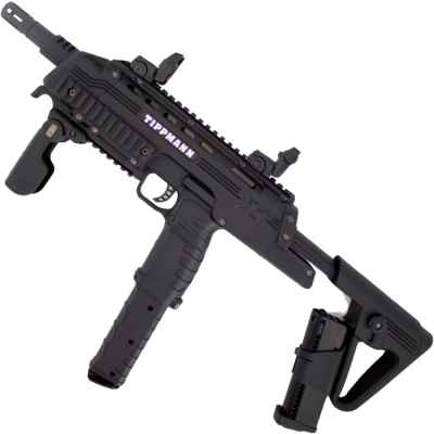 Marqueur tactique Tippmann TCR Paintball MagFed (noir) | Paintball Sports