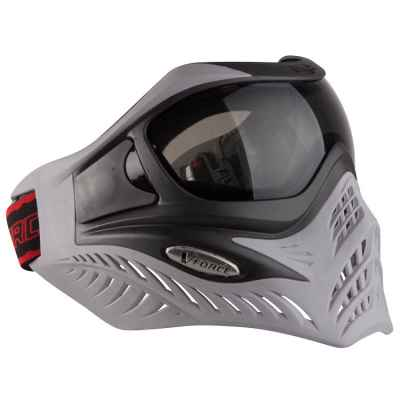 Masque thermique de paintball V-Force Grill (anthracite / gris) | Paintball Sports