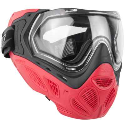 Masque thermique de paintball Valken Profit SC (rouge) | Paintball Sports