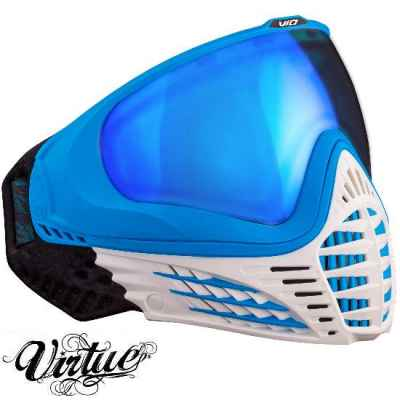 Masque thermique Virtue VIO Paintball (Glace blanche) | Paintball Sports