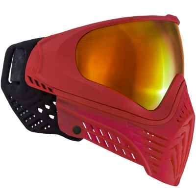 Masque de paintball Virtue VIO XS (Crystal Fire) | Paintball Sports