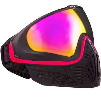 Masque thermique Virtue VIO EXTENDED Paintball (Rubis noir) | Paintball Sports